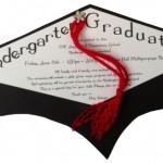 Handmade Graduation Invitation
