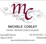 Michelle Corley Business Card