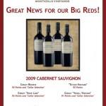 Image of Monticello Vineyard Wine Flyer