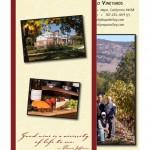 Image of Monticello Vineyards Brochure