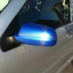 Car Mirror Wrap Image