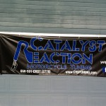 Catalyst Reaction Banner Image