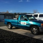Sierra Outdoor Services Truck Image