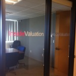 Inside Valuation Window Sign Image